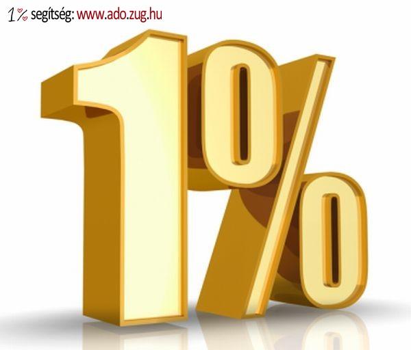 Mennyit ér az egy százalékunk?