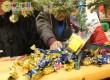 Több mint 200 kiló szaloncukor került szétosztásra a nélkülözők között
