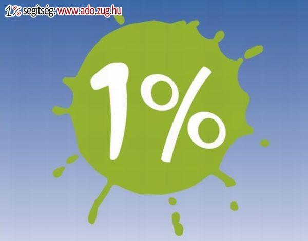 Elbukhatjuk a felajánlott adó 1%-ot!