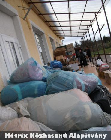 Adó 1%-ból segítettük a vörösiszap katasztrófa áldozatait