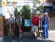 A Mátrix Sterilház kertjét Önkéntesek tették szebbé