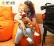 Az agysorvadásban szenvedő Diát is támogatja a Mátrix Alapítvány